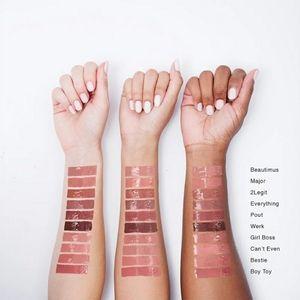 bareMinerals Makeup - NEW Bare Minerals Gen Nude Patent Liquid Lipstick